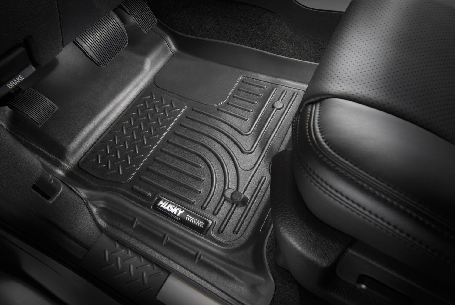 16 18 Volvo Xc90 Front 2nd Seat Floor Liners Black Husky Liners Krawl Off Road